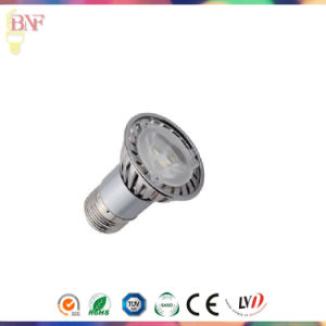 LED Spot Lamp E27 with Intelligent Emergency Light 1W/3W pictures & photos