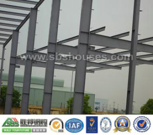 High Quality Light Steel Structure Workshop pictures & photos
