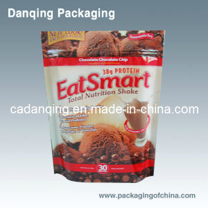 Over 20 Years′ Professional Instand up Zipper Bag of Foodpackaging (DQ0044) pictures & photos