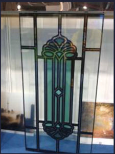 Golden Quallity Stained Glass Church Windows Design Decorative Glass From China pictures & photos