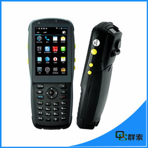 Waterproof Android Touch Screen Handheld PDA Barcode Scanner