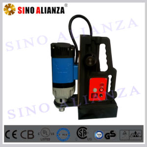 28mm Stepless Speed Magnetic Drill with Tapping Machine and Positive Inversion