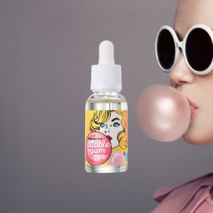 Natural Environmental Health Bubble Gum Flavor 10ml E-Cig Liquid E Juice E Liquid pictures & photos