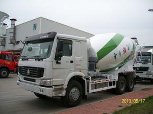 Sinotruk Mixer Truck 8m3 (ZZ1257N3241) pictures & photos