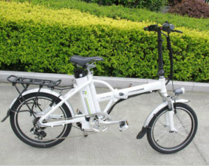 New Year 20′ Foldding Electric Bike pictures & photos