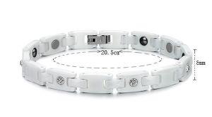 Jewelry/ Ninghuiarts Ceramic Bracelet/ ID Bracelet