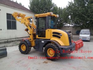 Zl16f Wheel Loader for Europe Market with Ce pictures & photos