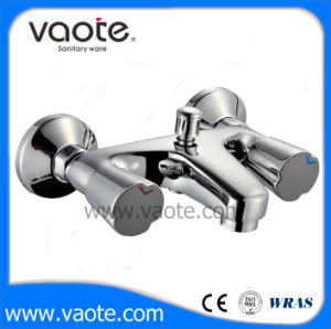 Double Handle Brass Body Shower Faucet/ Mixer (VT60501) pictures & photos