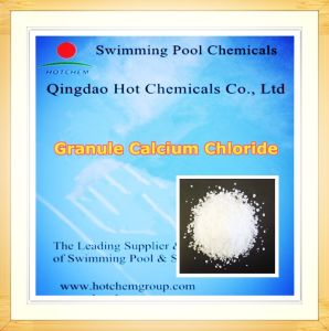 Swimming Pool Chemical Calcium Chloride Anhydrous Desiccant pictures & photos