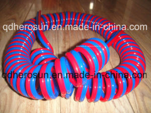 "Polyurethane Bonded Coil Hose 5/32""*1/4"" (4*6.35mm) -25FT pictures & photos"