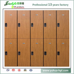 High Pressure Compact Laminate Panel Storage Lockers pictures & photos