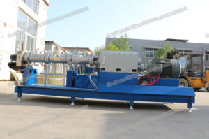 Twin screw fish feed machine pictures & photos