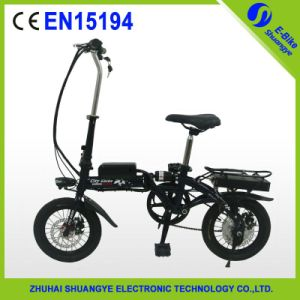 2015 New CE Mini Electric Bike for Kid and Lady pictures & photos