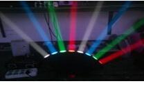 25W LED Fan Beam Light (8 Eyes)