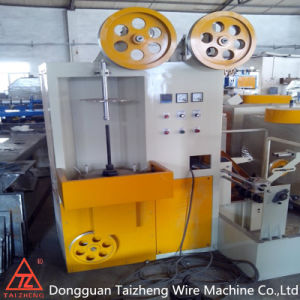 Wire Rope Copper Wrapping Machine pictures & photos