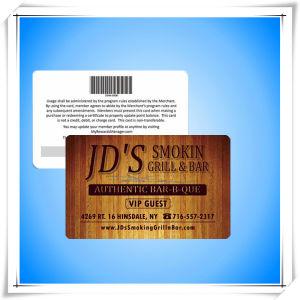 PVC UV Code Printing Card