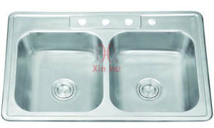 American Style Sink. Stainless Steel Kitchen Sink (D60) pictures & photos