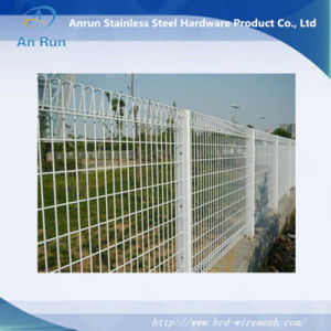 Welded PVC Coated Decorative Wire Fence pictures & photos
