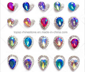 Nail Beauty Gem Stone Wholesale Nail Metal Rhinestone Christmas Decoration (TP-1868-1870) pictures & photos