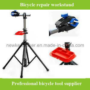 Top Quality Adjustable Bike Bicycle Working Repair Stand pictures & photos