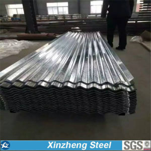 Dx51 Zinc Coated Steel Roofing Sheet /Galvanized Corrugated Roofing Sheet pictures & photos
