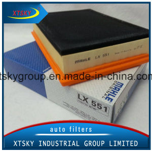 High Quality Auto Air Filter Lx551 pictures & photos