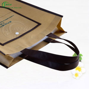 OEM Non Woven Shopping Bag Manufacturer (KG-PN009) pictures & photos