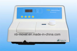 722s Visible Spectrophotometer for Lab and School pictures & photos