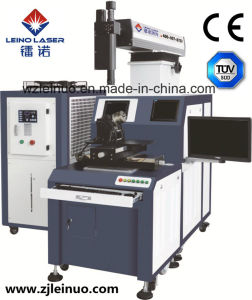 400W Four Axis Fiber Transmission Automatic Laser Welding Machine