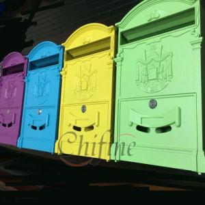 Decorative Cast Aluminum Metal Mailbox pictures & photos