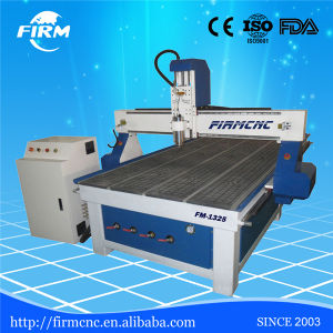 Wood Acrylic MDF Cutting Carving CNC Router Machine pictures & photos
