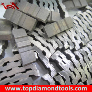 Diamond Segments for Core Drill Bits Diamond Tools pictures & photos