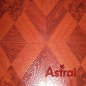 Parquet Laminate (U-Groove) Laminate Flooring (6903-4) pictures & photos