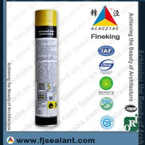 Soundproof Expanding 750ml Can PU Foam pictures & photos