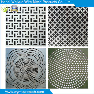 High Quality Galvanized Perforated Metal Sheet Products pictures & photos