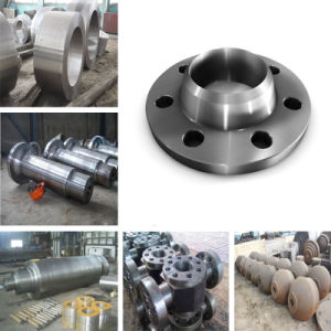 Heavy Alloy Steel Forgings, Rolled Ring, Forged Flange pictures & photos
