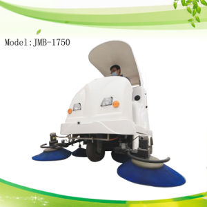 2016 Hot Sales Sweeper Vacuum Sweeper Machine