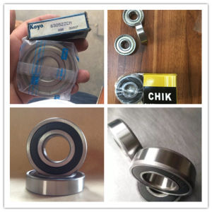 Extra Light Stainless Steel Ball Bearing Asahi Ss6800-2RS Rubber Bearing pictures & photos