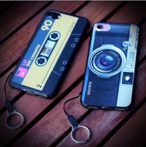 The European and American Style iPhone Back Case pictures & photos