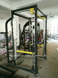 Best Gym Exercise Equipment / Training Equipment 3D Smith Machine Fitness Equipment pictures & photos