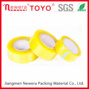 BOPP Clear or Transparent Adhesive Tapes for Packaging pictures & photos