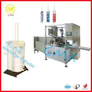 Zdg-300 Automatic Cartridge PU Sealants RTV Silicon Sealant Bottle Filler Filling Machine pictures & photos