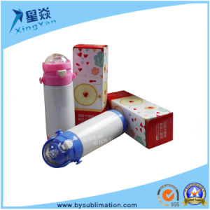 Stainless Steel Sublimation Vacuum Flask for Children pictures & photos