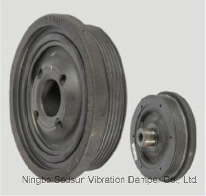 Torsional Vibration Damper / Crankshaft Pulley for Ford 1151392 pictures & photos