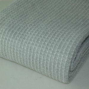 100% Cotton Chambrary Waffle Blanket pictures & photos