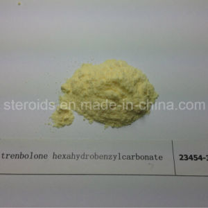 China Powder Trenbolone Hexahydrobenzylcarbonate Steroid Hormone pictures & photos