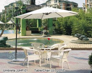 Hanging Pole Umbrella, Outdoor Umbrella (JJHP-01) pictures & photos