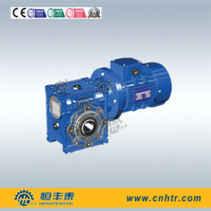 Worm Geared Motor Nmrv pictures & photos