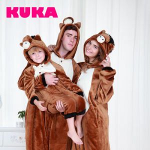 Kuka Bcn Cartoon Horse Onesie Pajama