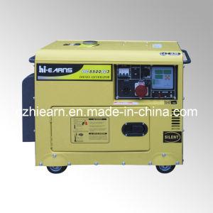 Air-Cooled Silent Type Diesel Generator Set (DG5500SE3) pictures & photos